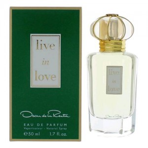 LIVE IN LOVE BY OSCAR DE LA RENTA BY OSCAR DE LA RENTA FOR WOMEN