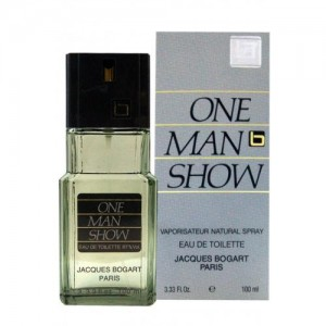 ONE MAN SHOW BY JACQUES BOGART By JACQUES BOGART For MEN