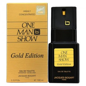 ONE MAN SHOW GOLD BY JACQUES BOGART By JACQUES BOGART For MEN