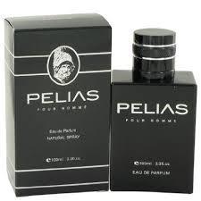 PELIAS BLACK BY POPSTAR BY POPSTAR FOR MEN