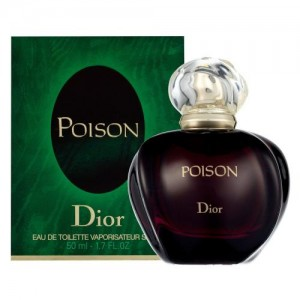 POISON BY CHRISTIAN DIOR BY CHRISTIAN DIOR FOR WOMEN