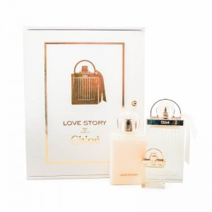 CHLOE LOVE STORY 3 PCS SET: 2.5 EDP SPRAY, By PARFUMS CHLOE For WOMEN