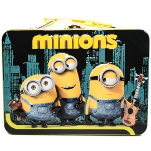 GIFT/SET MINIONS YELLOW 2 PCS.  3. By DISNEY For BOY