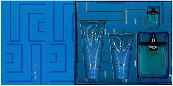 GIFT/SET VERSACE EAU FRAICHE 3 PCS.[3.4 FL BY VERSACE FOR MEN