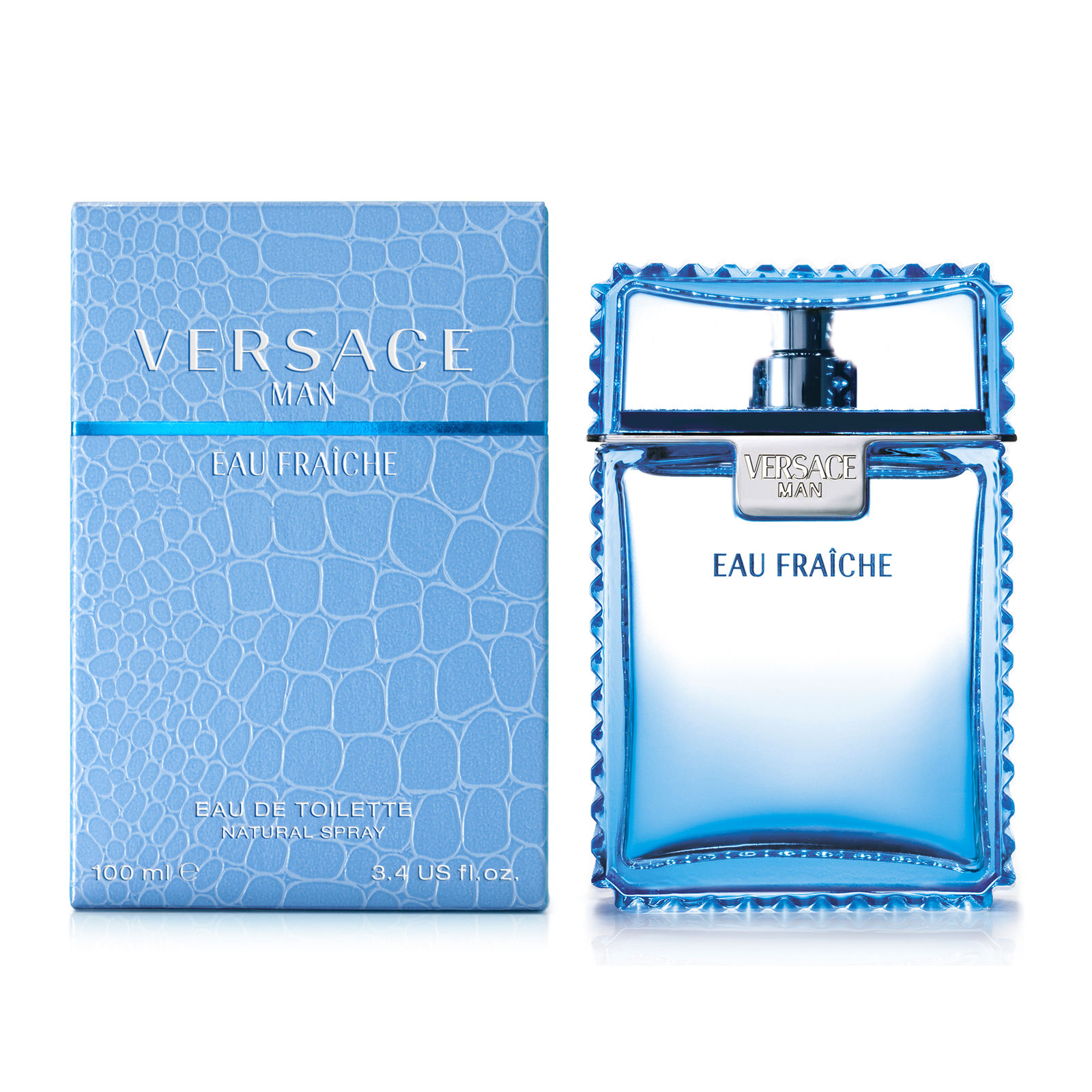 EAU FRAICHE BY VERSACE BY VERSACE FOR MEN