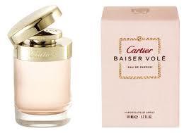 BAISER VOLE BY CARTIER By CARTIER For WOMEN