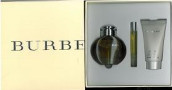 GIFT/SET BURBERRY 3PCS.' 1.7 FL Perfume By BURBERRY For WOMEN