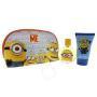 GIFT/SET MINIONS YELLOW 2 PCS.  3. Perfume By DISNEY For BOY