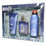 GIFT/SET NBA 3 PCS.  3.3 FL Perfume By AIR VAL INTERNATIONAL For KIDS