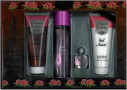 GIFT/SET RED HEART 4PCS. [3.4 FL Perfume By  For WOMEN